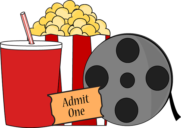 Movies clipart. Movie clip art images