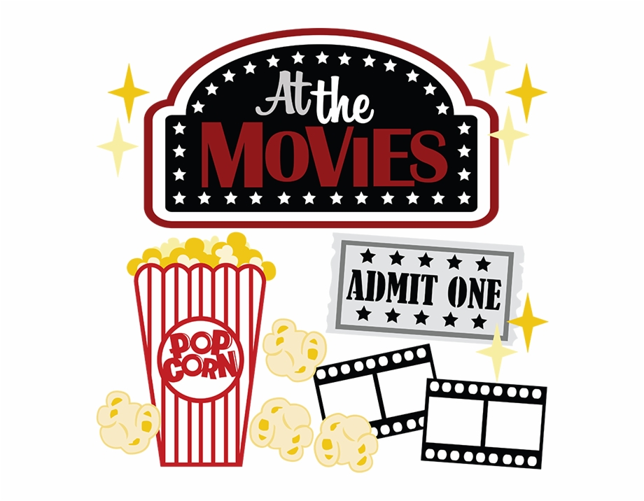 Cinema clipart file. At the movies svg
