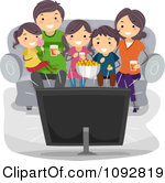 Free family movie cliparts. Movies clipart home clipart