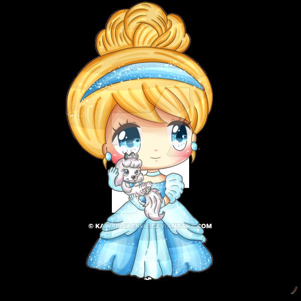 Cinderella and pumpkin by. Movies clipart kawaii
