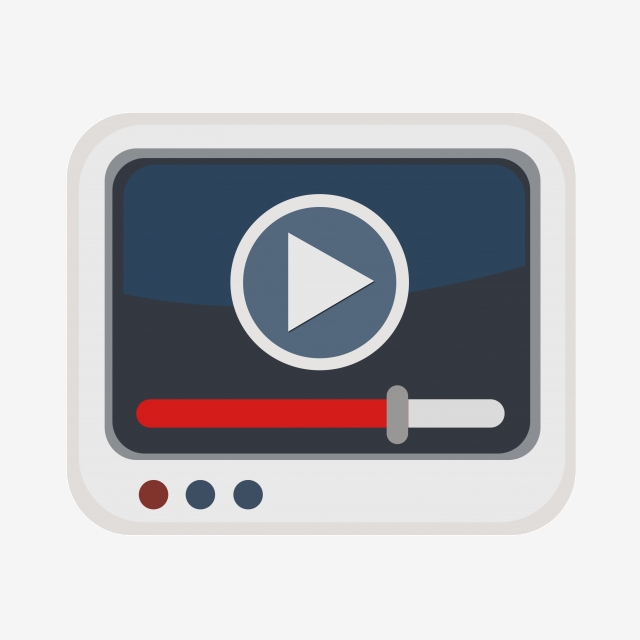 Movies clipart movie player. Video illustration players