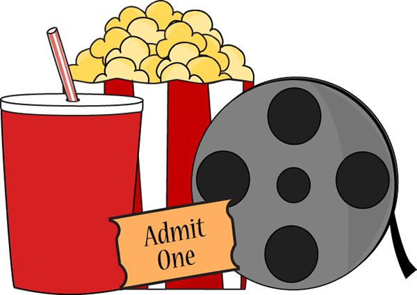 Free films cliparts download. Movies clipart short film