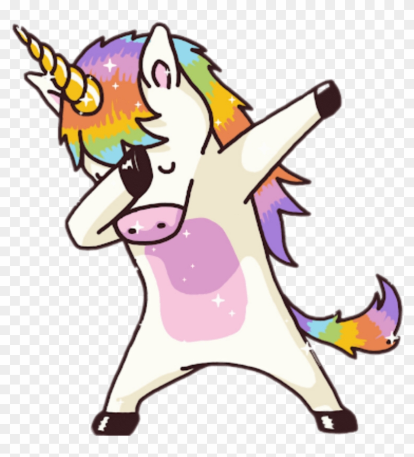 Narwhal clipart transparent tumblr. Png unicornio dab dance