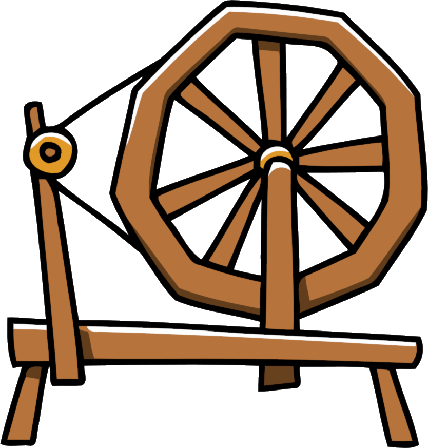 Image spinning png scribblenauts. Movies clipart wheel