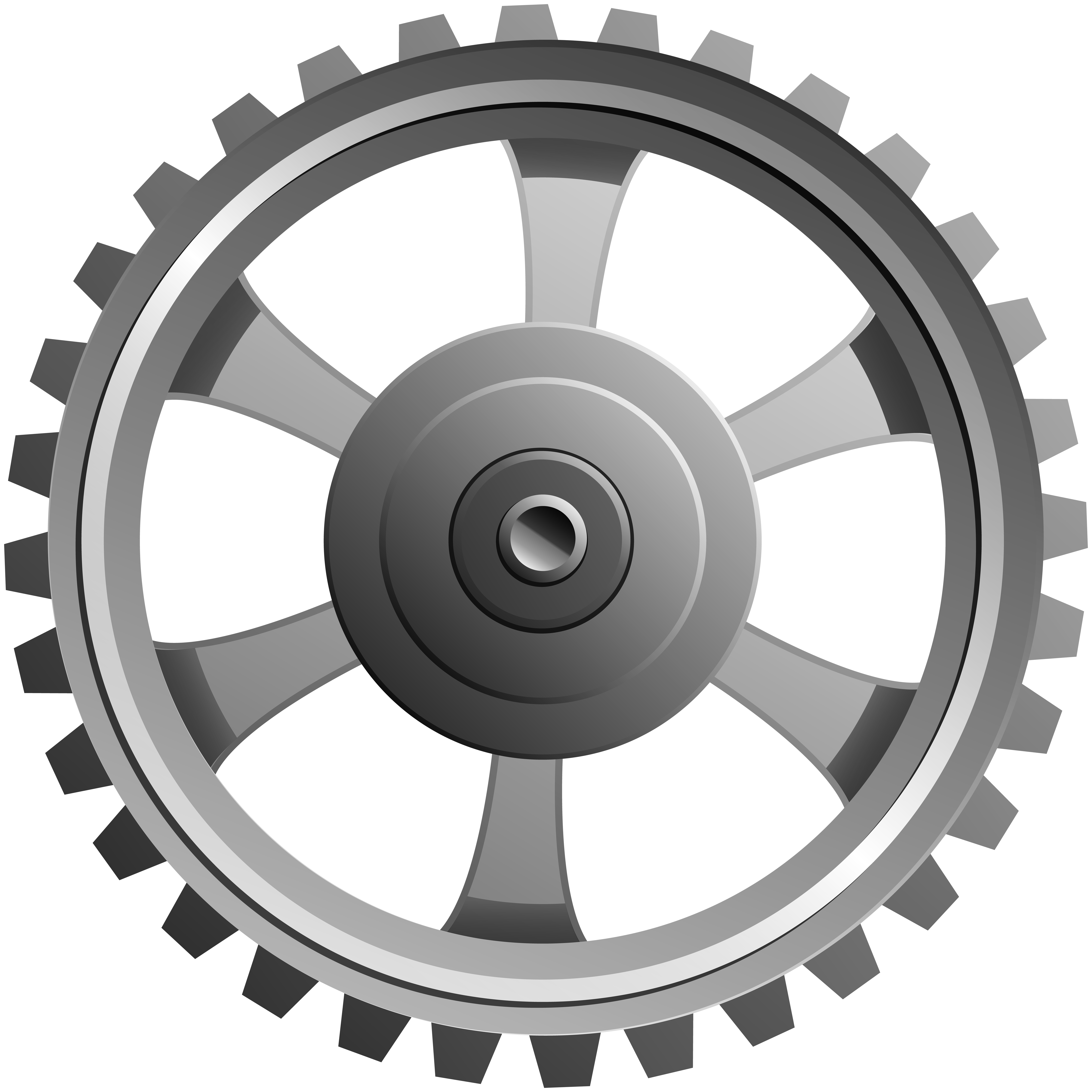 Movies clipart wheel. Gear transparent png clip