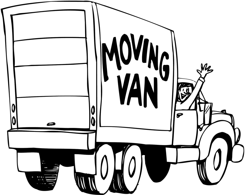 Moving clipart. Free cliparts download clip