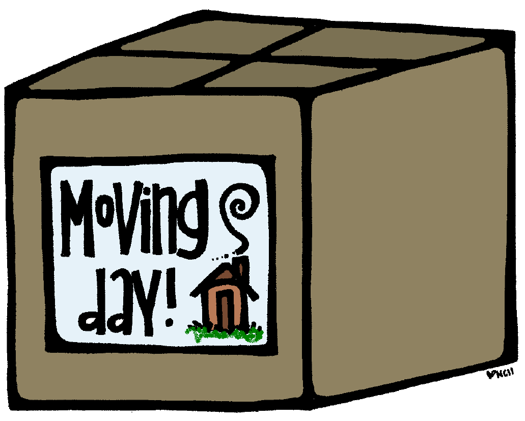 Day . Moving clipart