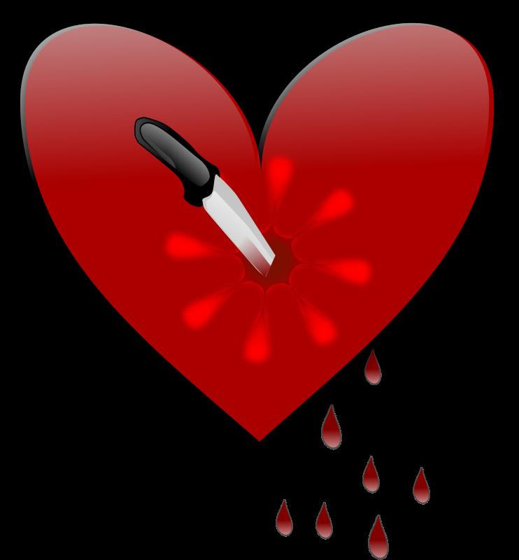 Moving clipart heart. Broken medium image png