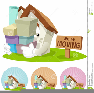 Moving clipart home. Free house images at