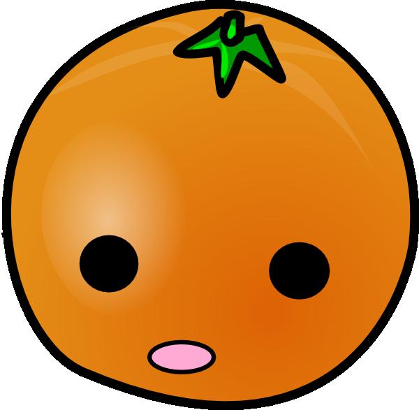 Orange clipart banana. Cartoon clip art at