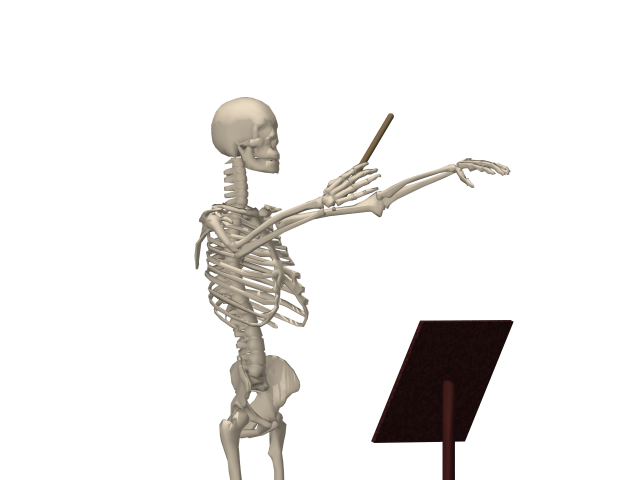 Moving clipart skeleton. Ajp a jp file