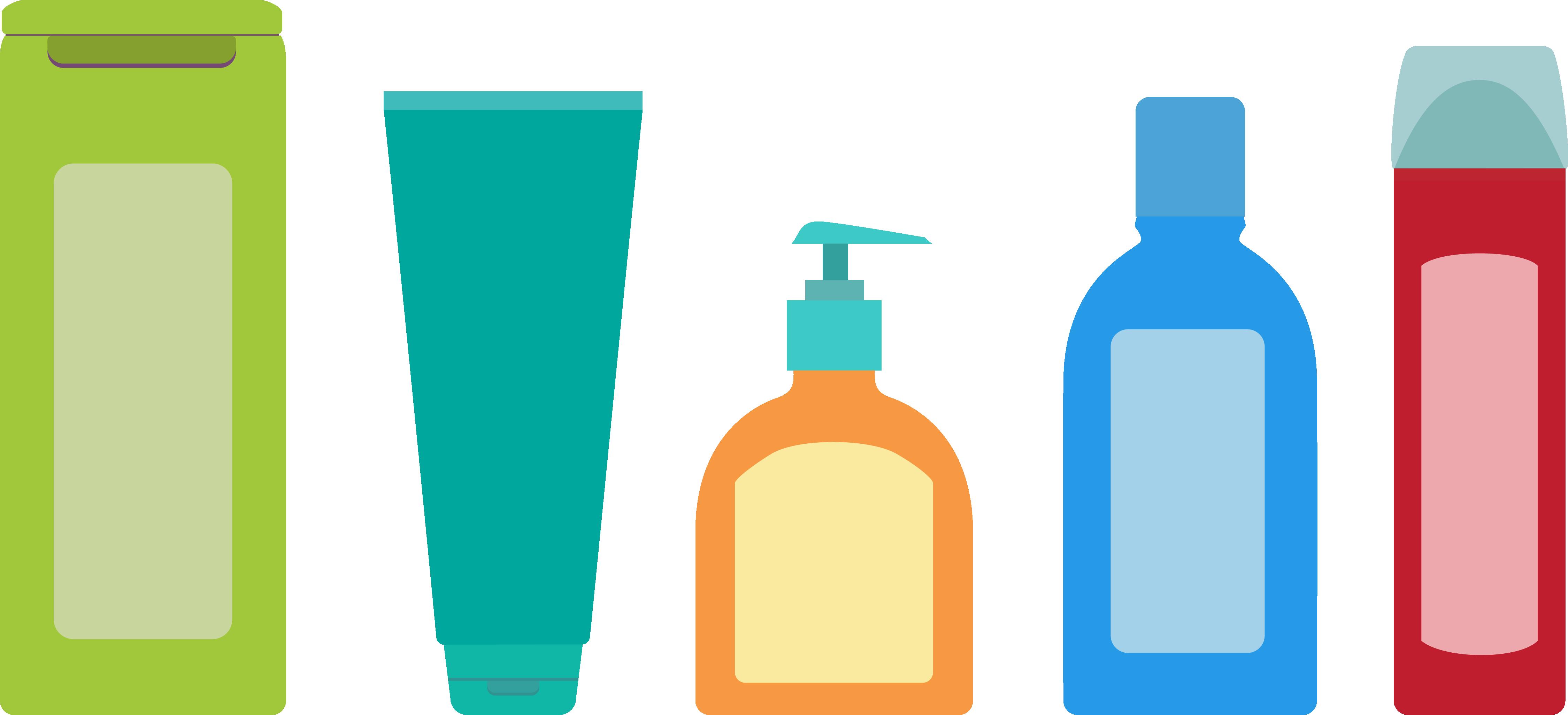 shampoo clipart liquid thing