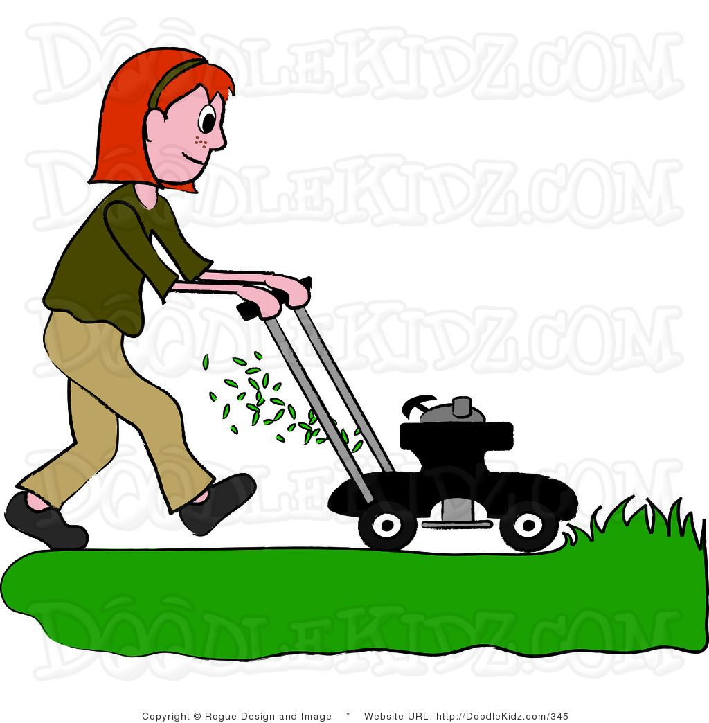 Google search images for. Mowing clipart