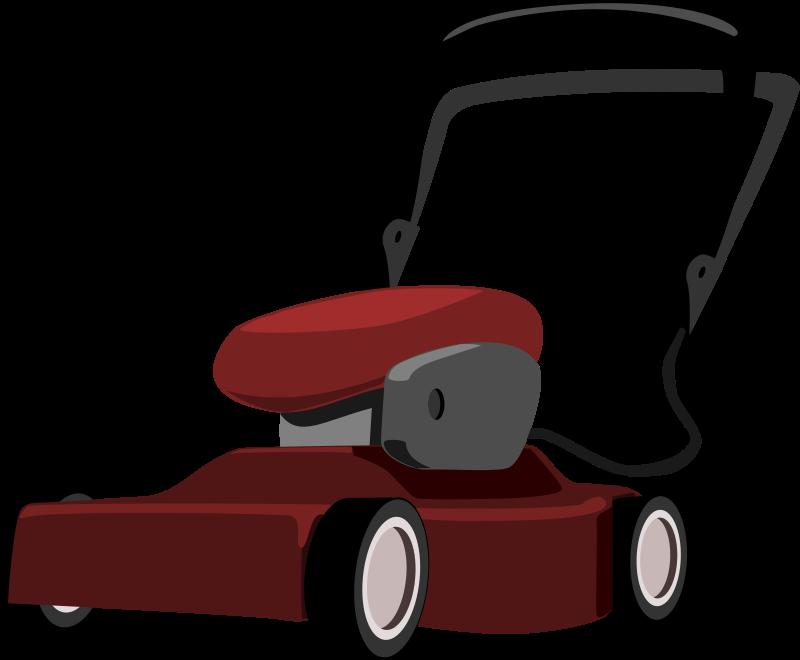 Mowing clipart cartoonlawn. Cartoon lawn mower cliparts