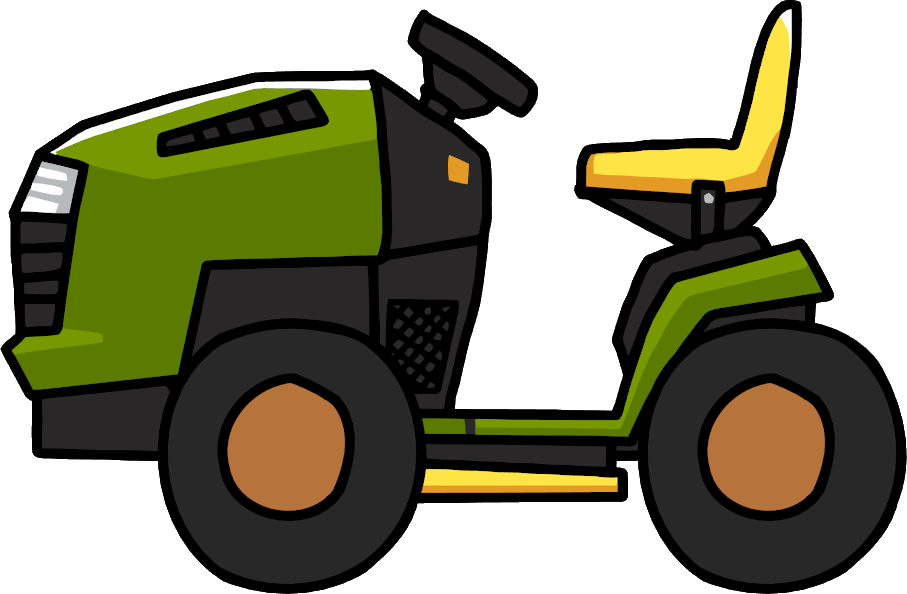 Mowing clipart ride on. Image riding mower png