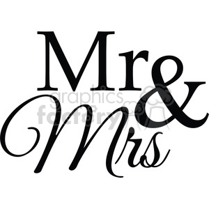 Mr clipart. Royalty free and mrs