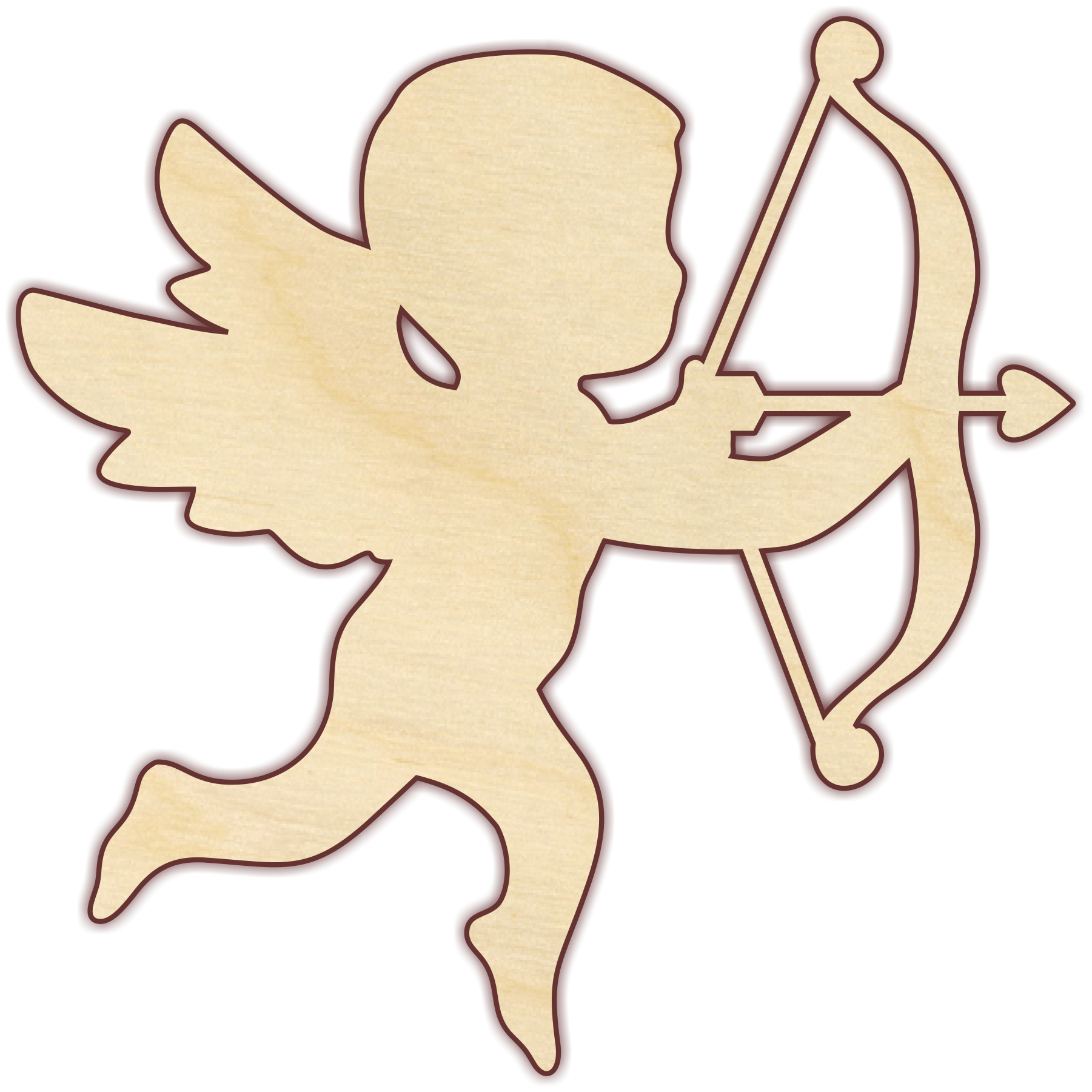 Love wedding the wooden. Mr clipart cupid