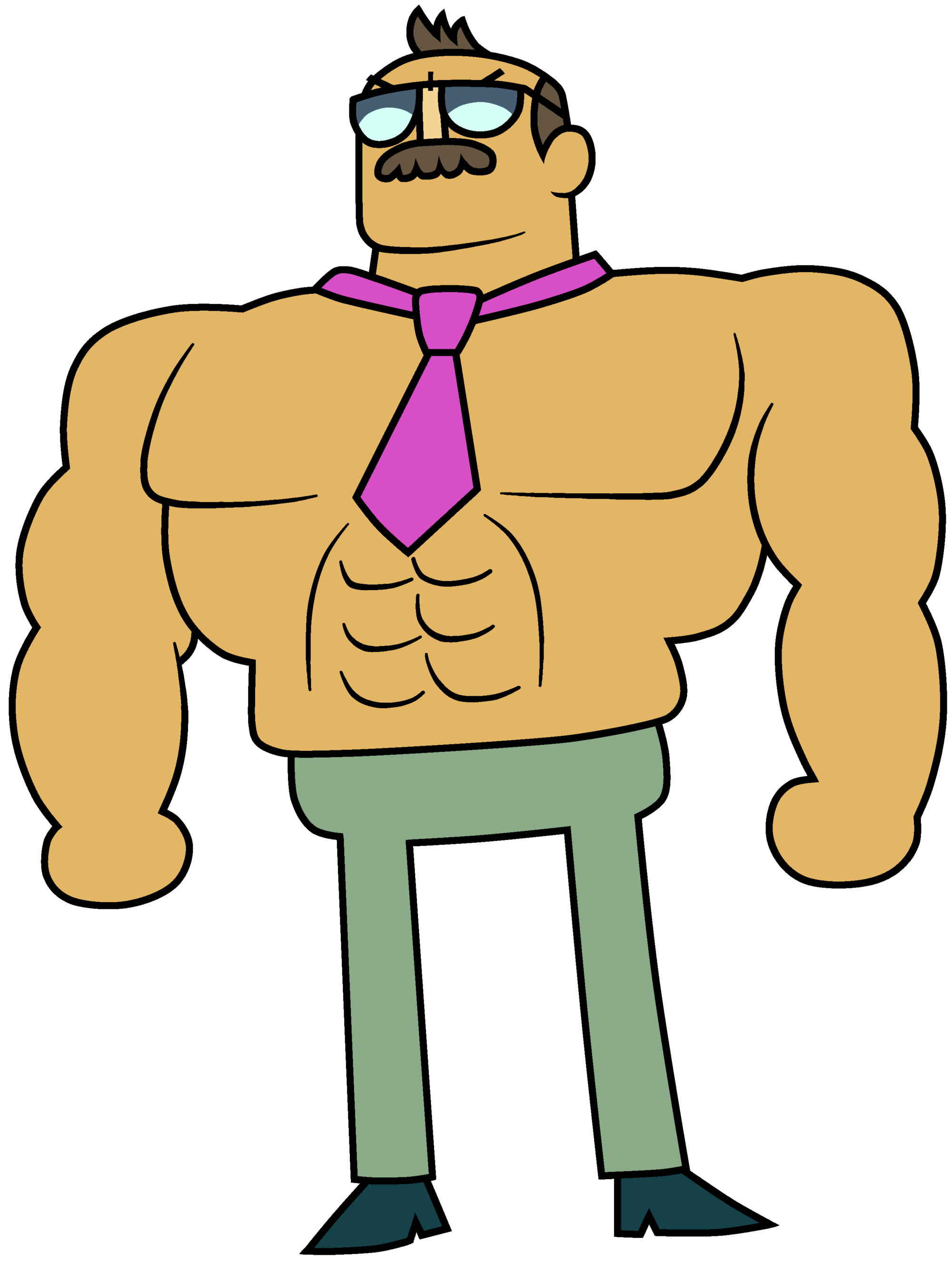 Mr gar ok k. Muscles clipart masculine