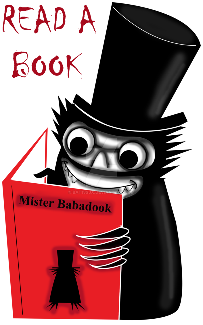 Read a book with. Mr clipart mister