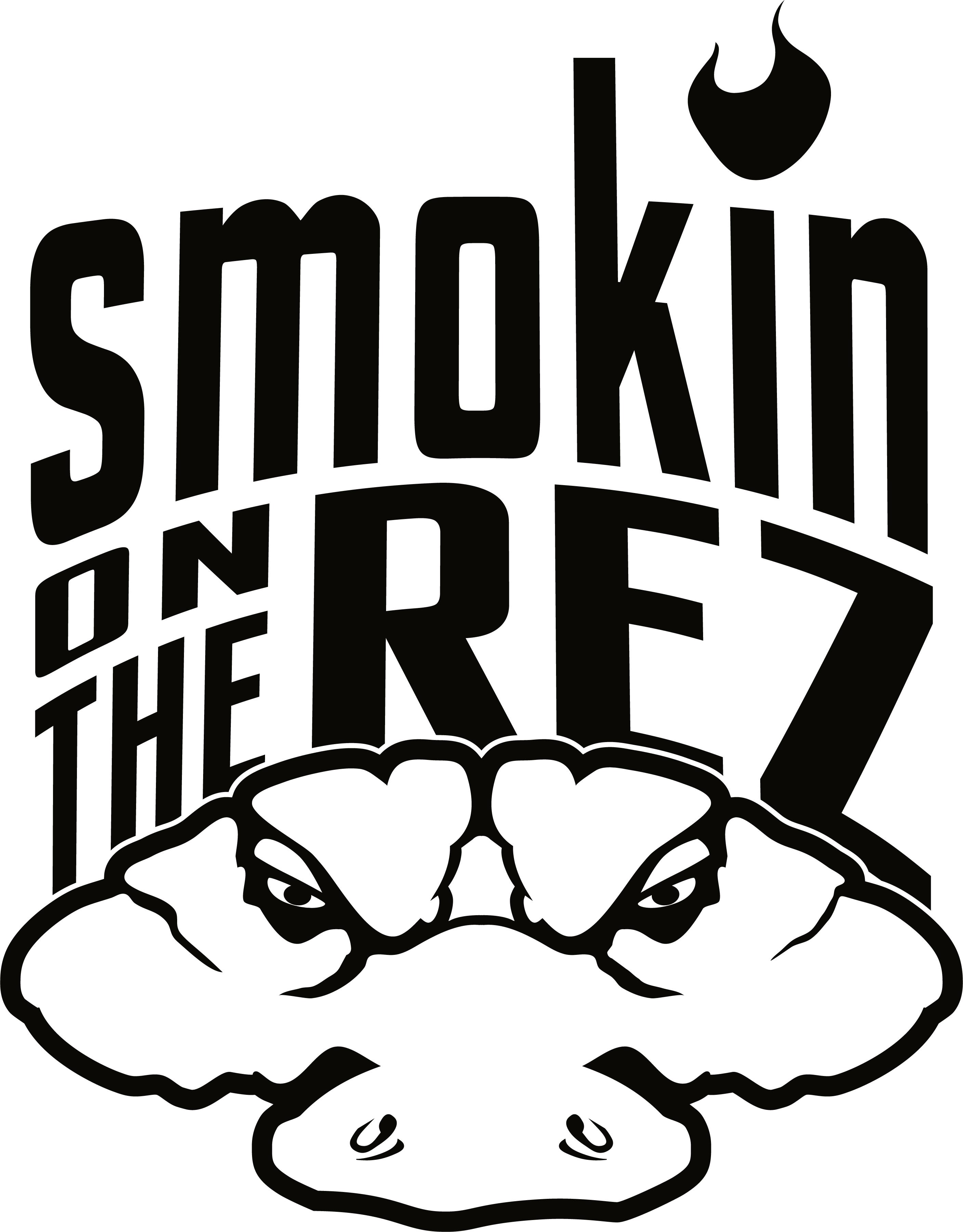 Smokin on the rez. Mr clipart ms foundation