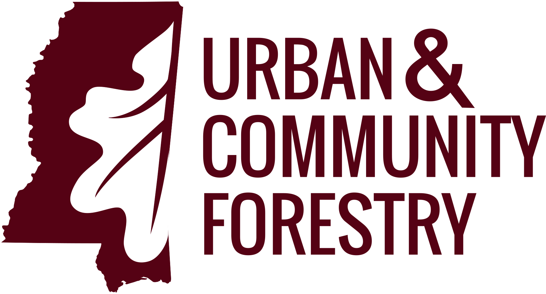Mr clipart ms foundation. Urban and community forestry