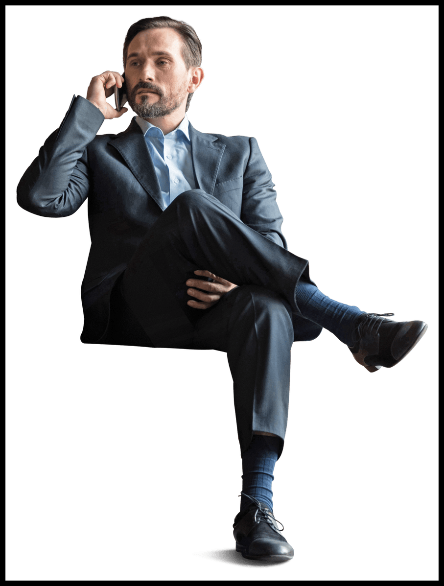 Mr clipart suited man. The best office businessman