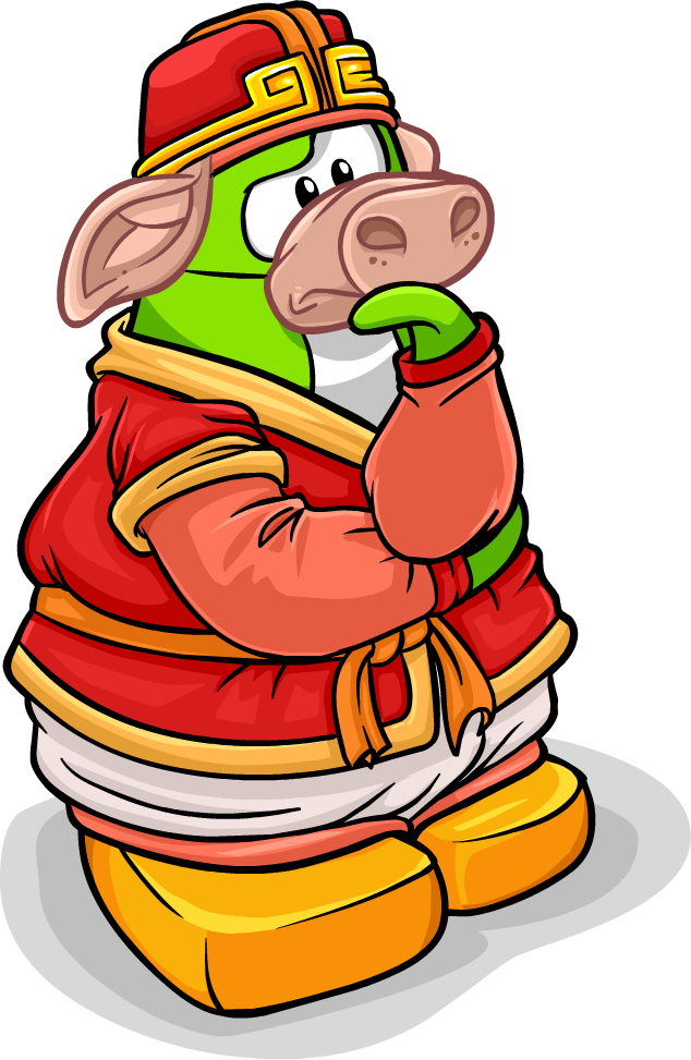 Funny club penguin wiki. Mud clipart cool pig