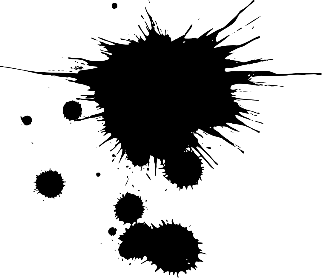 splatters transparent onlygfx. Paint splatter vector png
