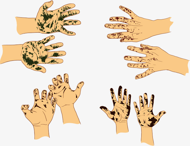Download free png dirty. Mud clipart muddy hand