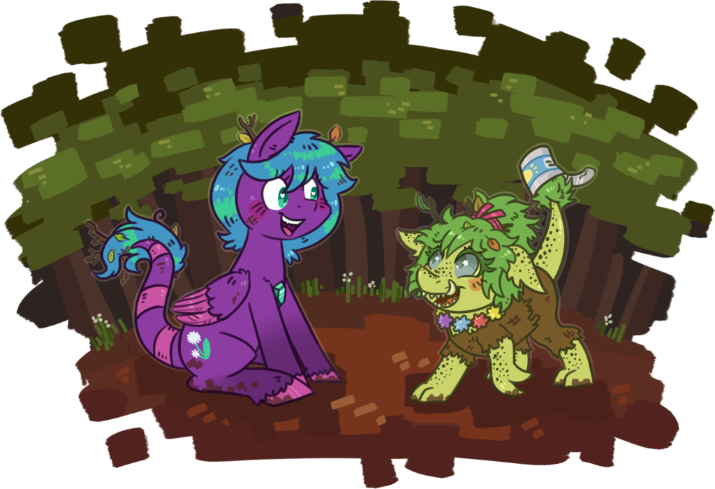 Commission adventure buddies by. Mud clipart muddy road