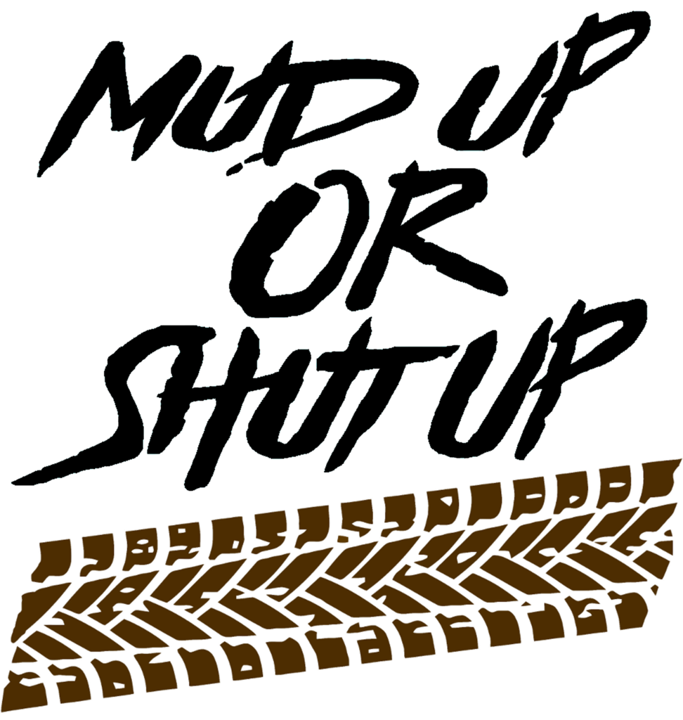 Mud clipart muddy tire. Up or shut with