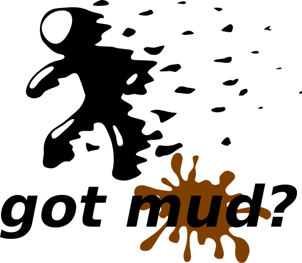 Got clip art at. Mud clipart vector