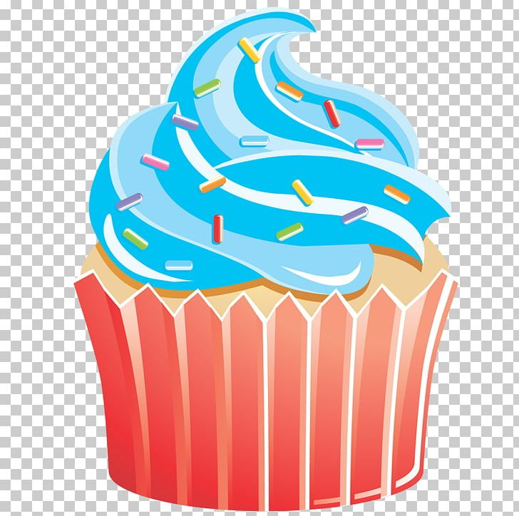 Torta png aqua baking. Muffin clipart 3 cupcake