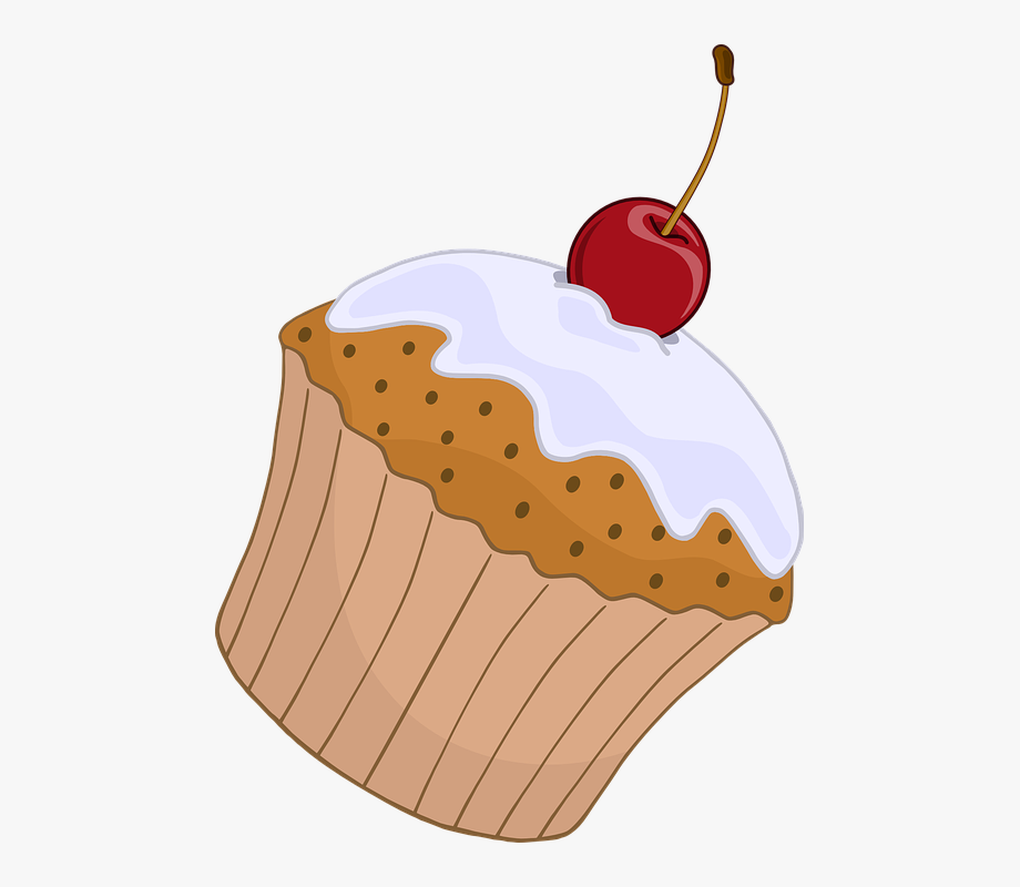 Muffins clipart cartoon. Muffin cupcake pictures of