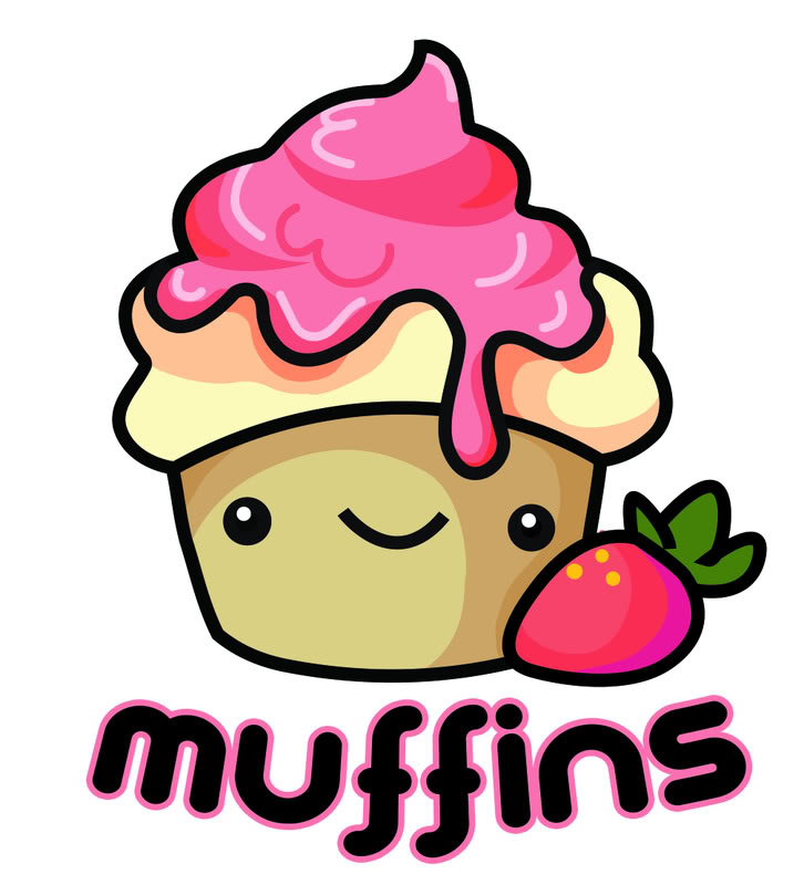 Muffin clipart animated. Pix for muffins clip