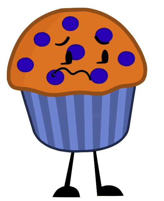 Muffin object survival by. Muffins clipart 5 orange