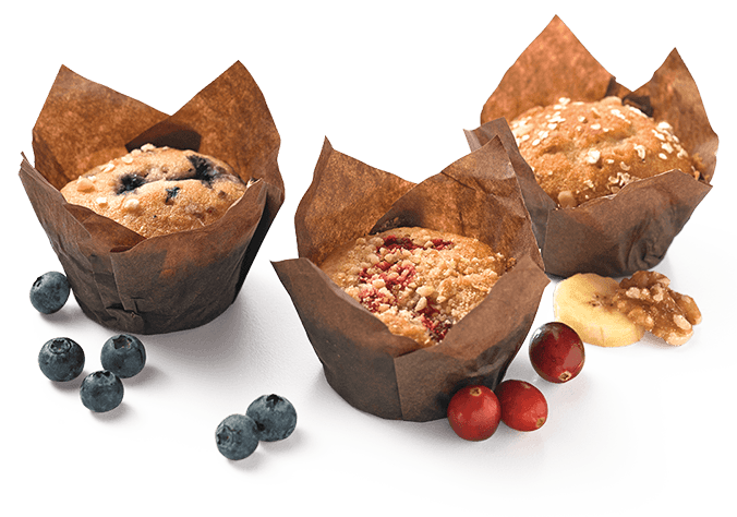 Muffins clipart bran muffin. Fresh baked loaves biscuits