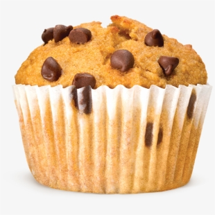 Muffin clipart chocolate chip muffin. Png transparent cartoon free