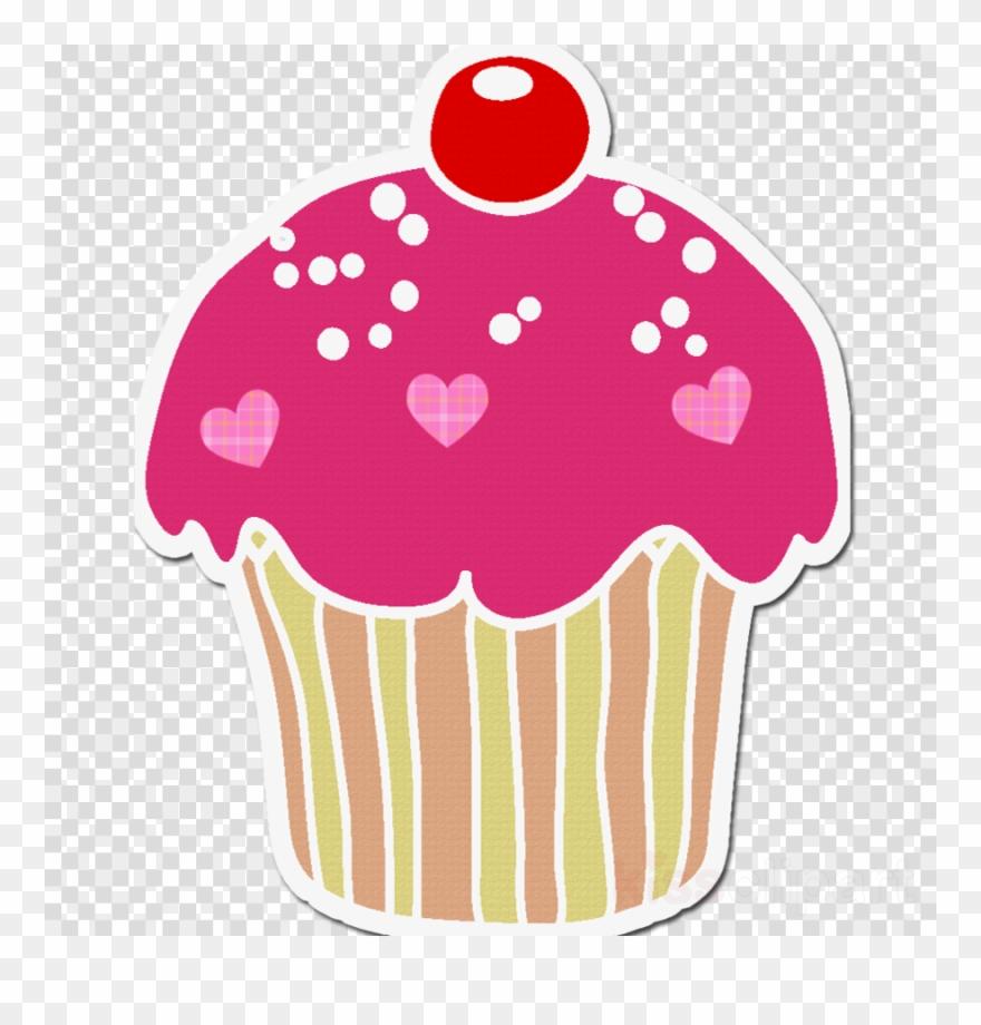 Muffins clipart ckae. Cupcake sticker png american