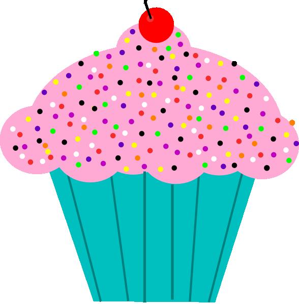 Muffin clipart cupcake design. Icing clip art cute