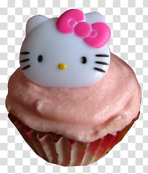 Cupcakes cup cake transparent. Muffins clipart cupcake hello kitty