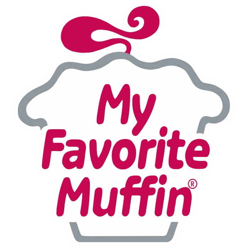 My favorite muffin delivery. Muffins clipart dozen