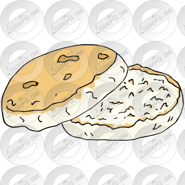Muffin clipart english muffin. Picture for classroom therapy