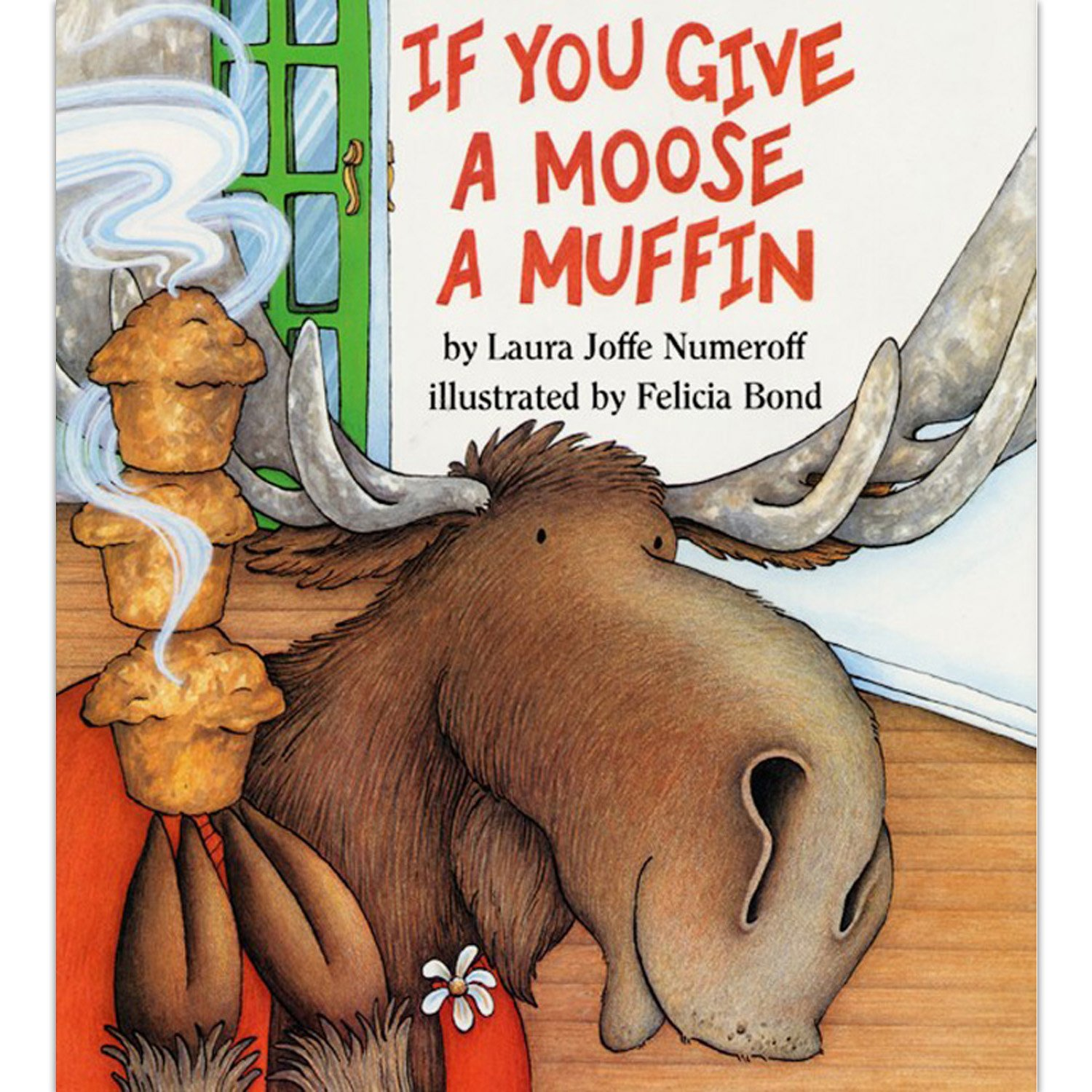 Muffins clipart if you give a moose a muffin. Laura numeroff felicia bond