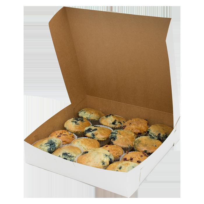 Muffin clipart mini muffin. Box of muffins boxminimuffins