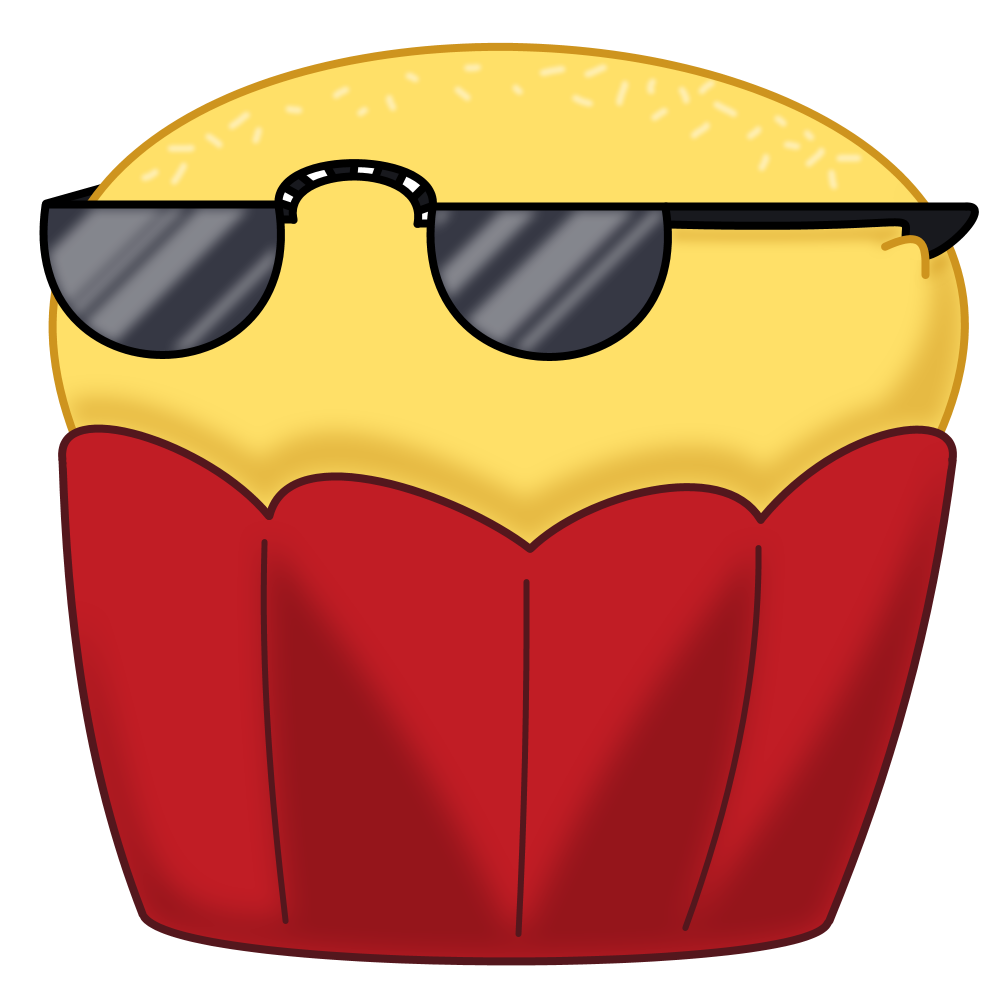 Image agent png fantendo. Muffin clipart muffin man
