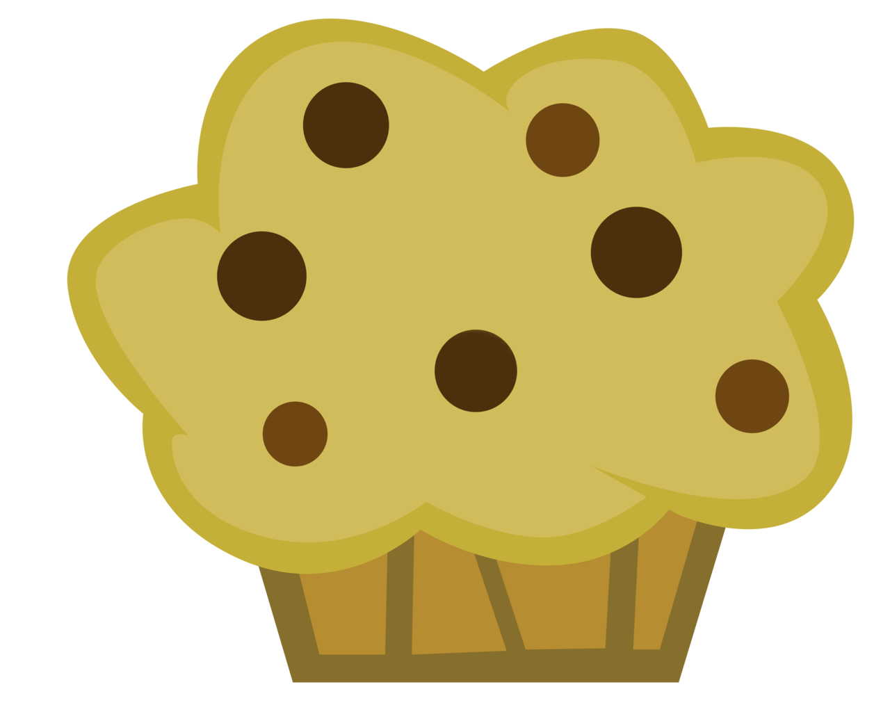 View topic warrior cupcakes. Muffin clipart muffin pan