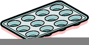 Tin free images at. Muffin clipart muffin pan
