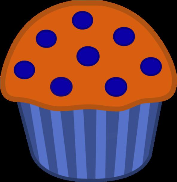 Comic transparent . Muffin clipart rainbow cupcake