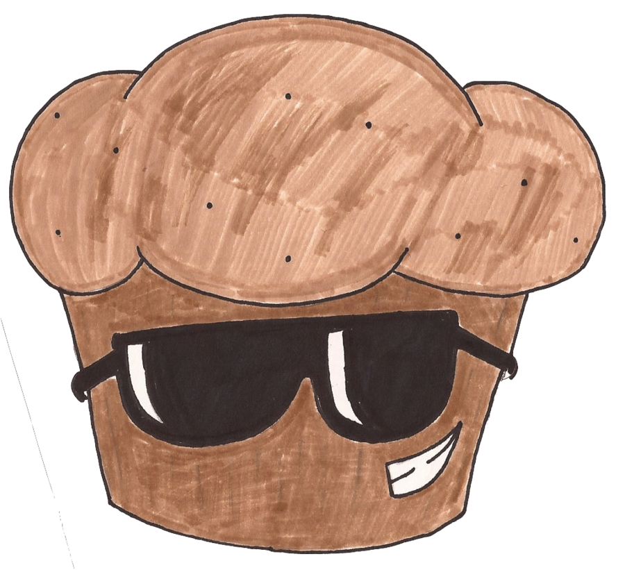Muffin clipart stud muffin. By ezola on deviantart